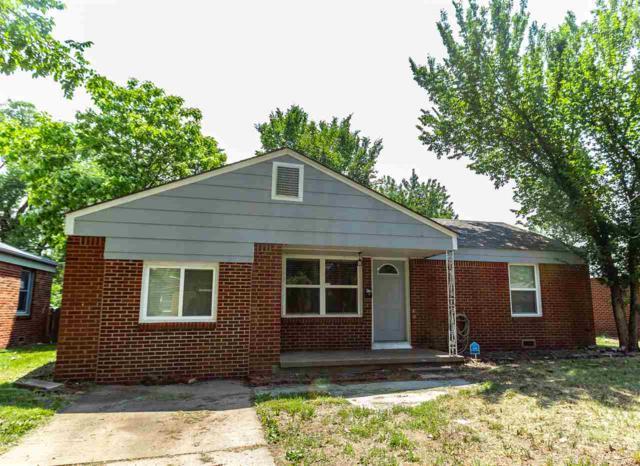 4708 S Osage Ave, Wichita, KS 67217 (MLS #551924) :: Wichita Real Estate Connection