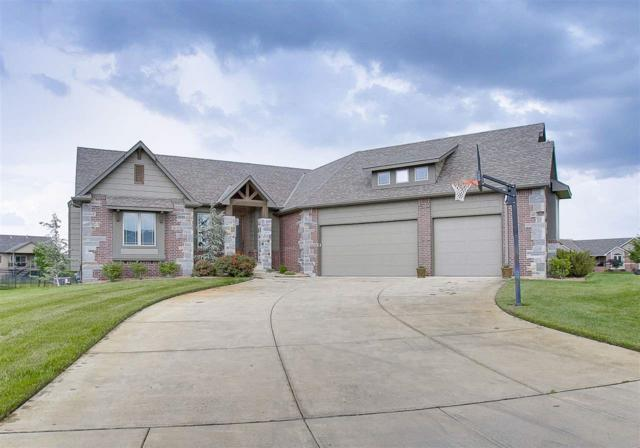 4748 N Emerald Ct, Maize, KS 67101 (MLS #551926) :: On The Move