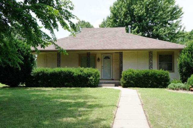 436 S Springfield Ave, Anthony, KS 67003 (MLS #551933) :: Lange Real Estate