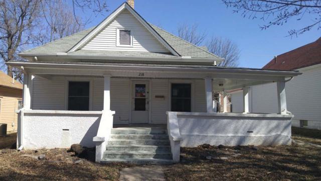 218 N 1st Street, Arkansas City, KS 67005 (MLS #551939) :: Wichita Real Estate Connection