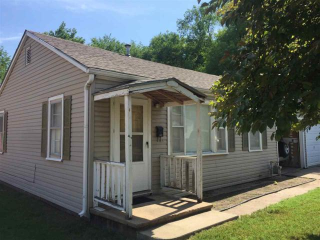 317 E Kelly Ave #315, Augusta, KS 67010 (MLS #551954) :: Wichita Real Estate Connection