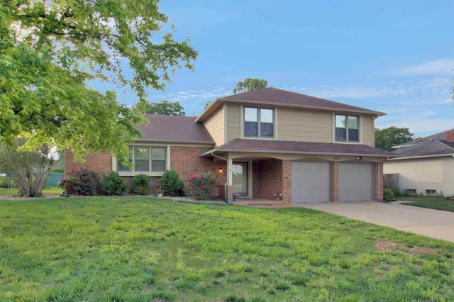 308 Rolling Hills Dr, Newton, KS 67114 (MLS #551959) :: Glaves Realty
