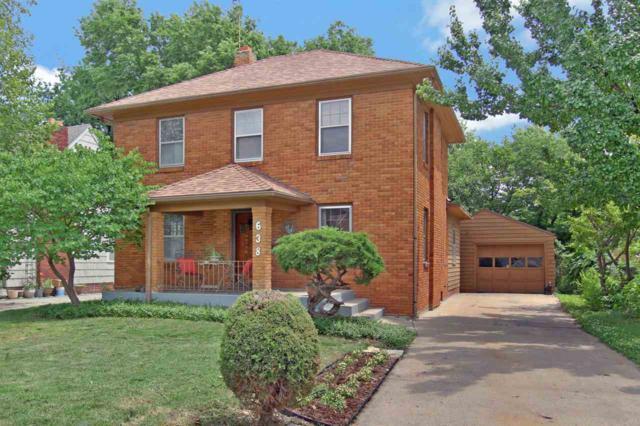 638 N Terrace Dr, Wichita, KS 67208 (MLS #551961) :: Select Homes - Team Real Estate