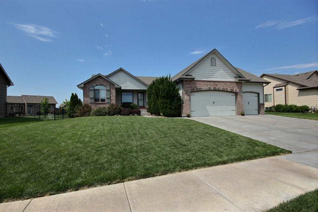 15317 E 24TH ST N, Wichita, KS 67228 (MLS #551967) :: On The Move