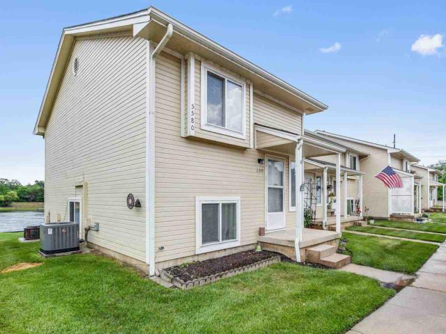 5580 S Gold #100, Wichita, KS 67217 (MLS #551969) :: Better Homes and Gardens Real Estate Alliance