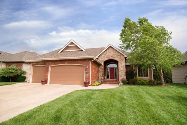 3849 N Watercress Ct, Maize, KS 67101 (MLS #551981) :: On The Move