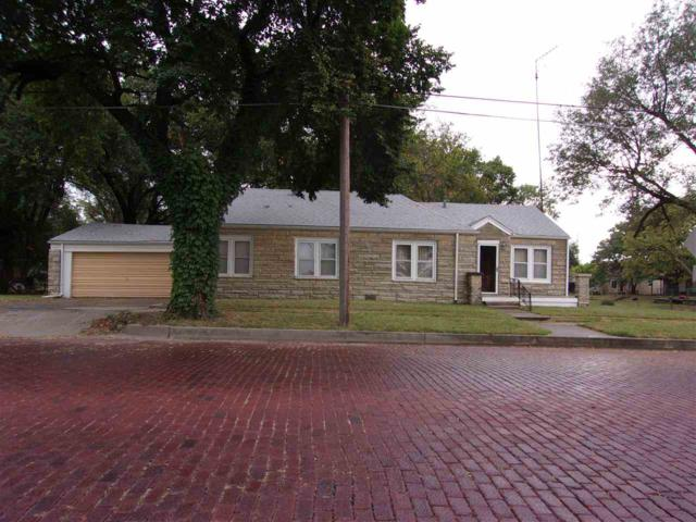 126 N 5th, Arkansas City, KS 67005 (MLS #551985) :: Wichita Real Estate Connection