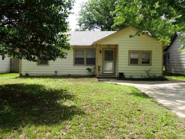 1837 S Spruce, Wichita, KS 67211 (MLS #552041) :: Select Homes - Team Real Estate