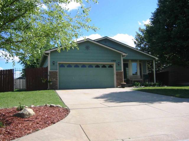 11305 W Rita St, Wichita, KS 67209 (MLS #552108) :: Better Homes and Gardens Real Estate Alliance