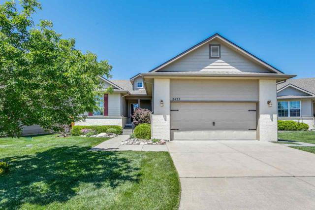 2437 N 127TH CT E, Wichita, KS 67226 (MLS #552111) :: Better Homes and Gardens Real Estate Alliance