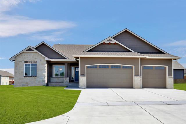 949 N Cedar Brook Cir, Mulvane, KS 67110 (MLS #552117) :: Select Homes - Team Real Estate