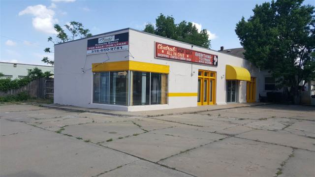 501 E Central Ave, Wichita, KS 67202 (MLS #552124) :: COSH Real Estate Services