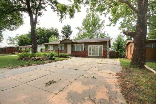 1207 E Fortuna St, Wichita, KS 67216 (MLS #552129) :: Select Homes - Team Real Estate