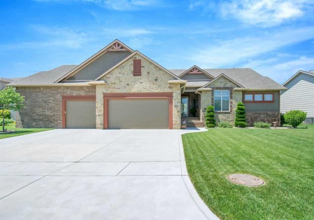 9737 W Westlakes Ct, Wichita, KS 67205 (MLS #552142) :: Select Homes - Team Real Estate