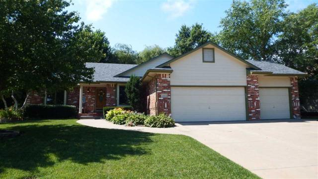 1419 E Meadow Ridge Ct, Derby, KS 67037 (MLS #552144) :: Better Homes and Gardens Real Estate Alliance