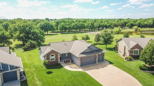 2805 N Rough Creek, Derby, KS 67037 (MLS #552161) :: Glaves Realty