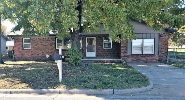 1451 N C St, Arkansas City, KS 67005 (MLS #552166) :: On The Move