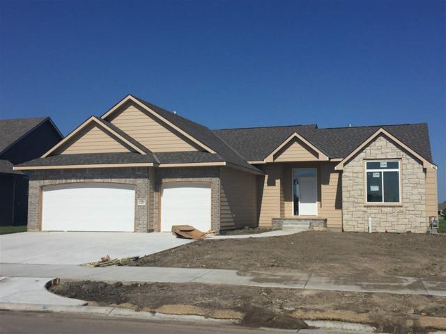 1327 W Ledgestone, Andover, KS 67002 (MLS #552170) :: Select Homes - Team Real Estate
