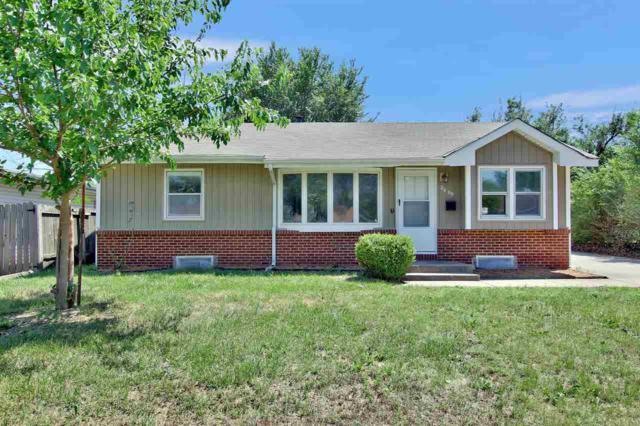 2409 W Wildwood Ln, Wichita, KS 67217 (MLS #552227) :: Select Homes - Team Real Estate