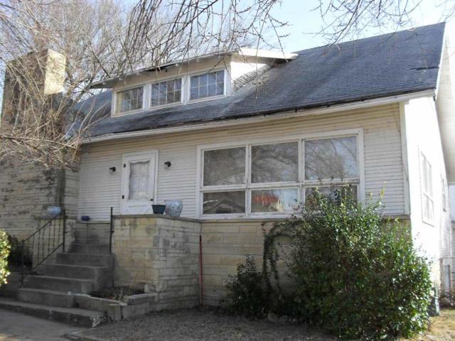 321 W Adams, Arkansas City, KS 67005 (MLS #552254) :: Wichita Real Estate Connection