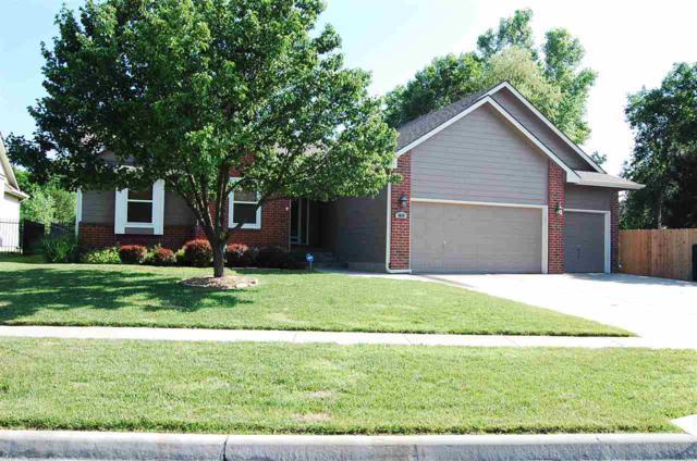 4619 E Eagles Landing St, Wichita, KS 67220 (MLS #552260) :: Select Homes - Team Real Estate