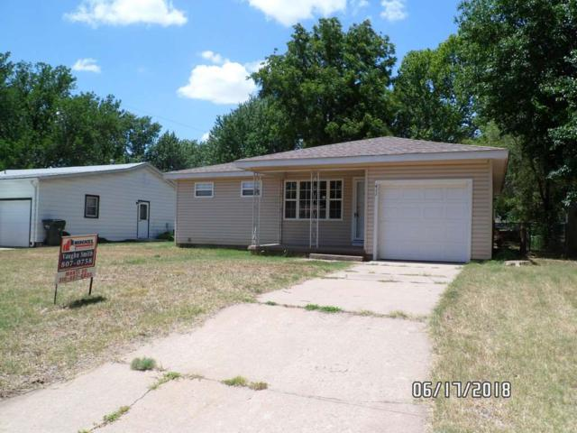 411 S Hungerford, Haysville, KS 67060 (MLS #552261) :: Select Homes - Team Real Estate