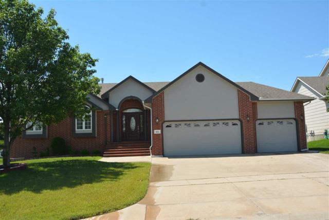 823 N Bristol Ct, Wichita, KS 67206 (MLS #552297) :: Select Homes - Team Real Estate
