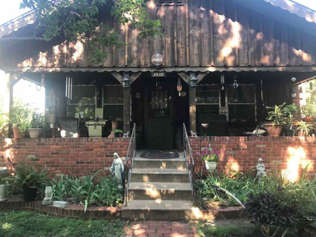 1539 S Ellis St, Wichita, KS 67211 (MLS #552307) :: Select Homes - Team Real Estate