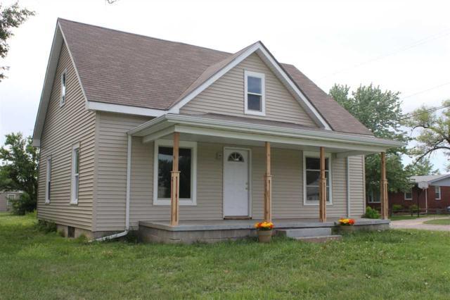 1101 S Poplar, Newton, KS 67114 (MLS #552331) :: Better Homes and Gardens Real Estate Alliance