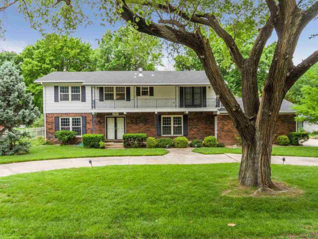 145 N Westfield St, Wichita, KS 67212 (MLS #552337) :: Select Homes - Team Real Estate