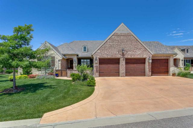 10602 E Mosaic St, Wichita, KS 67206 (MLS #552345) :: On The Move