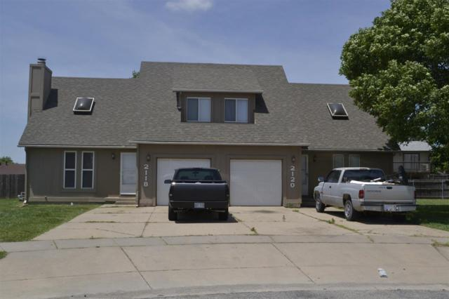 2118 S White Oak Cir 2120 S White Oa, Wichita, KS 67207 (MLS #552354) :: Select Homes - Team Real Estate