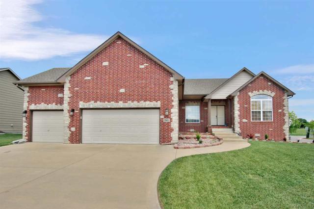 2502 N Springdale Cir, Wichita, KS 67228 (MLS #552356) :: Glaves Realty