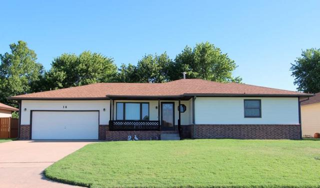 16 E Swanee Dr, Goddard, KS 67052 (MLS #552359) :: Select Homes - Team Real Estate
