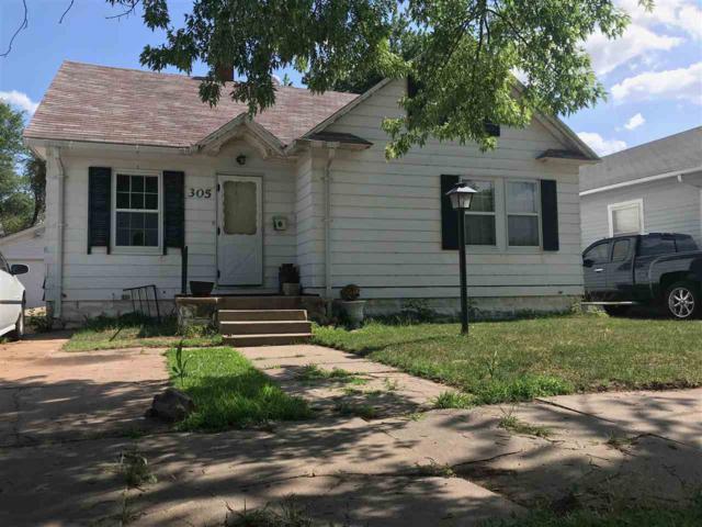 305 W 14th Ave, Hutchinson, KS 67501 (MLS #552369) :: Glaves Realty