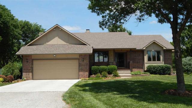 3055 S Rebecca Ln, Wichita, KS 67232 (MLS #552370) :: Wichita Real Estate Connection