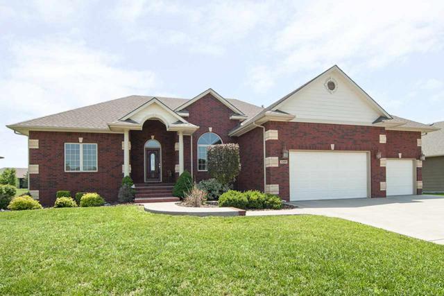 13409 E Buckskin St, Wichita, KS 67230 (MLS #552381) :: Select Homes - Team Real Estate