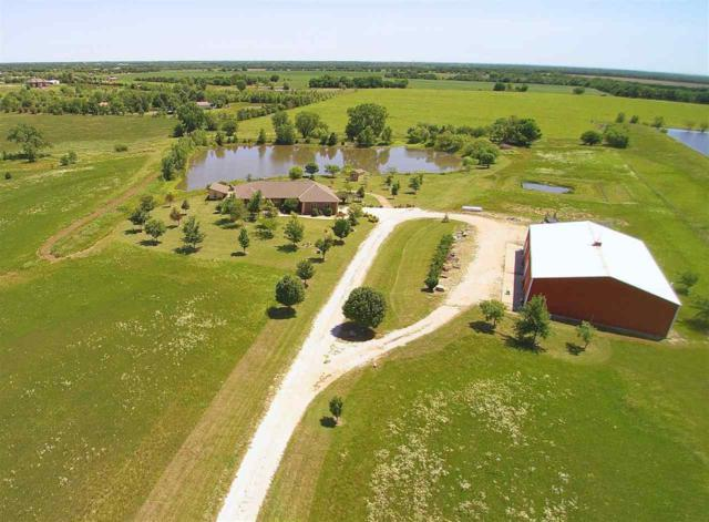 8320 S Greenwich Rd, Derby, KS 67037 (MLS #552409) :: On The Move