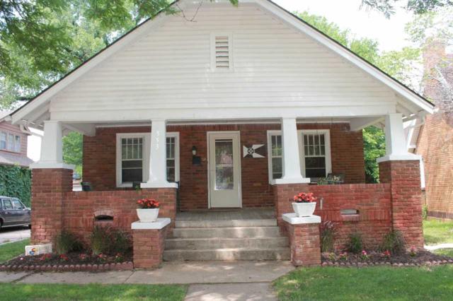 553 N Fountain St, Wichita, KS 67208 (MLS #552416) :: Select Homes - Team Real Estate