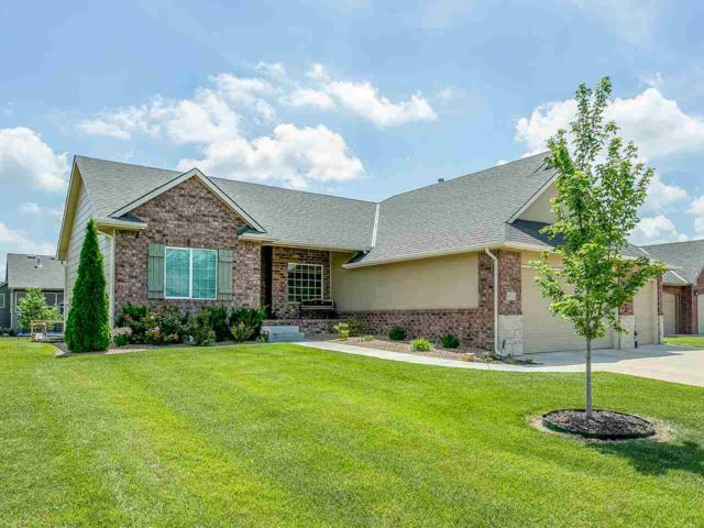 812 N Fairoaks Pl, Andover, KS 67002 (MLS #552425) :: Select Homes - Team Real Estate