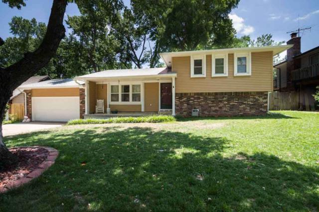807 E Morningview St, Derby, KS 67037 (MLS #552429) :: Select Homes - Team Real Estate