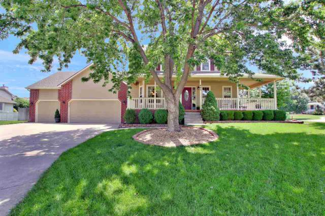 405 Country Hills Dr, Augusta, KS 67010 (MLS #552439) :: On The Move
