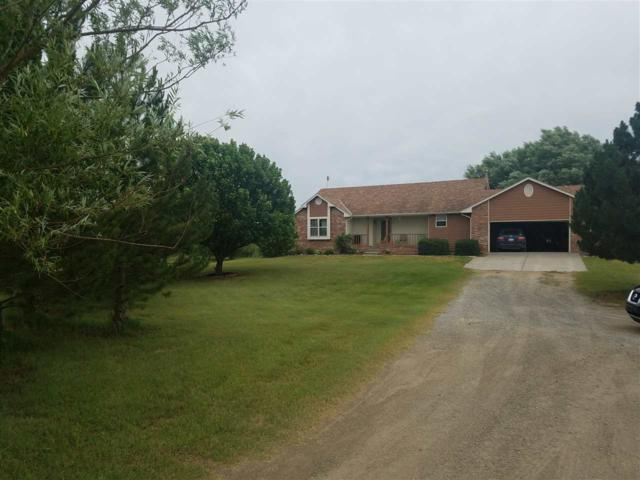 11483 SW 160th St, Rose Hill, KS 67133 (MLS #552445) :: Better Homes and Gardens Real Estate Alliance