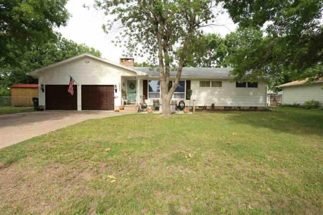 1406 Berry Ave, Newton, KS 67114 (MLS #552494) :: On The Move