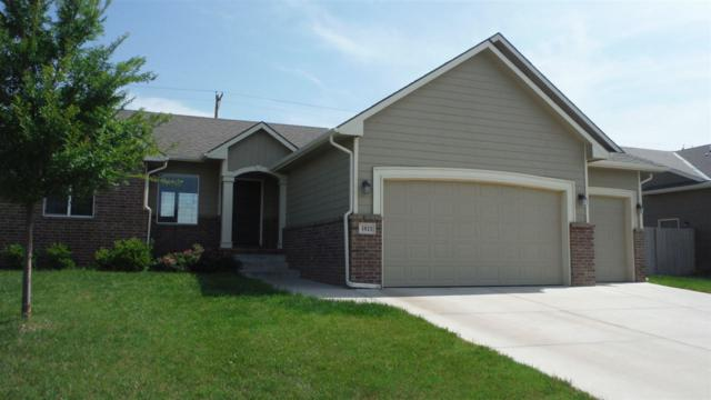 1821 E Aster, Andover, KS 67002 (MLS #552500) :: Glaves Realty