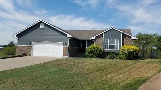 373 E Riley St, Haysville, KS 67060 (MLS #552523) :: Better Homes and Gardens Real Estate Alliance