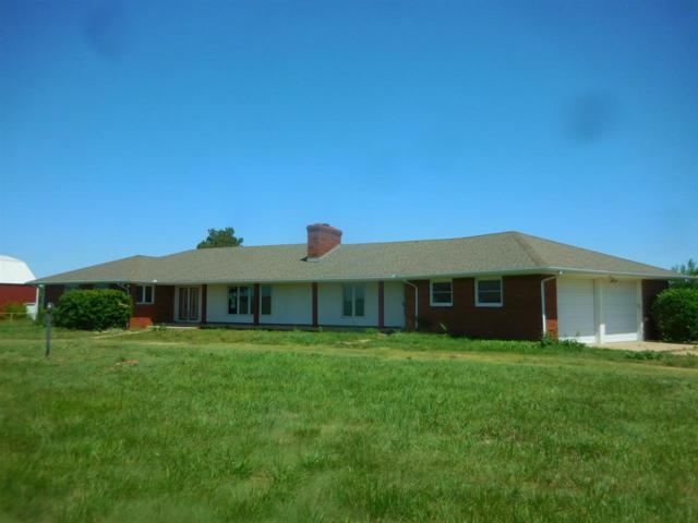 15110 E 61ST ST N, Benton, KS 67017 (MLS #552527) :: Glaves Realty