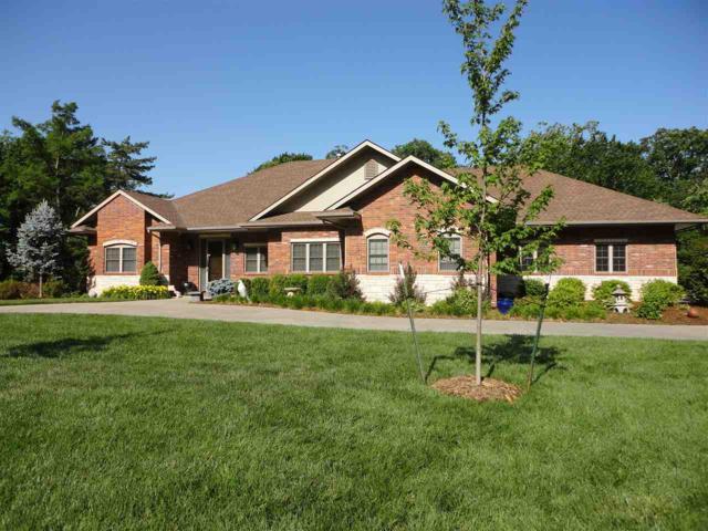 25 E Willowbrook Rd, Eastborough, KS 67207 (MLS #552534) :: Wichita Real Estate Connection