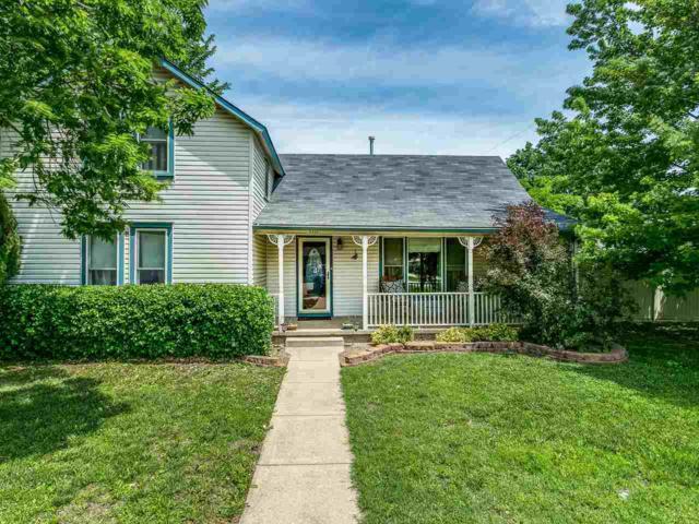310 E 1ST ST, Douglass, KS 67039 (MLS #552535) :: Wichita Real Estate Connection