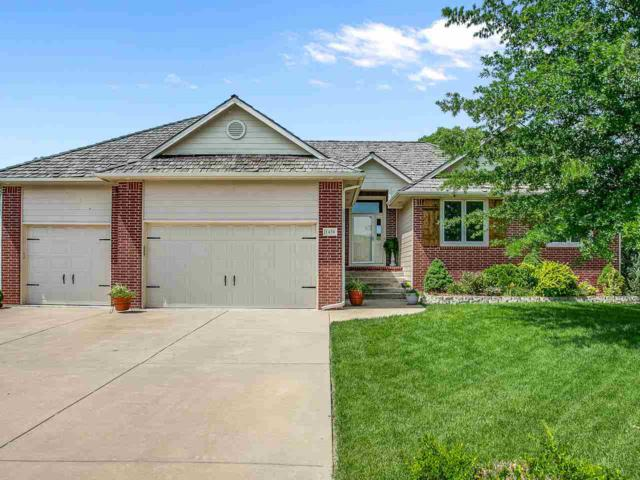 1430 E Hidden Ridge Ct, Derby, KS 67037 (MLS #552537) :: Select Homes - Team Real Estate